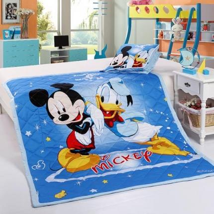 迪士尼家居 全棉活性印花方垫被733