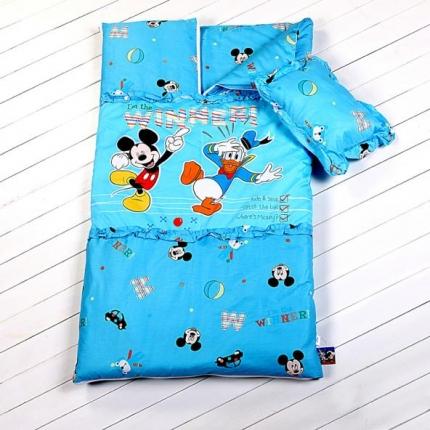 迪士尼家居 全棉活性印花睡袋3797