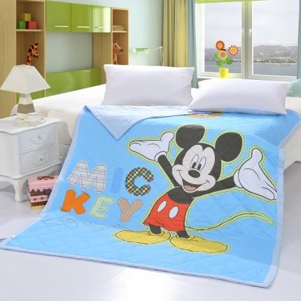 迪士尼家居 全棉活性印花夏被3797