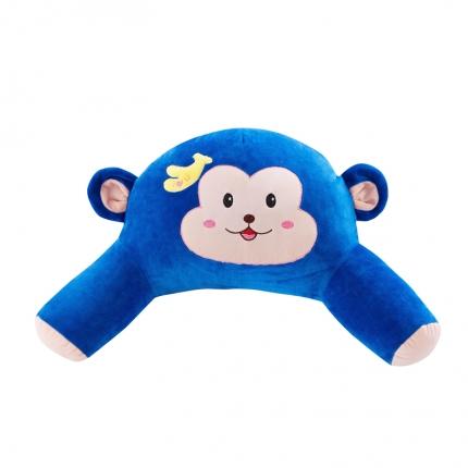 天依舍 猴子卡通腰靠