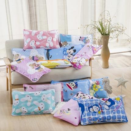 (总)吉咪兔家纺 儿童枕套包边款