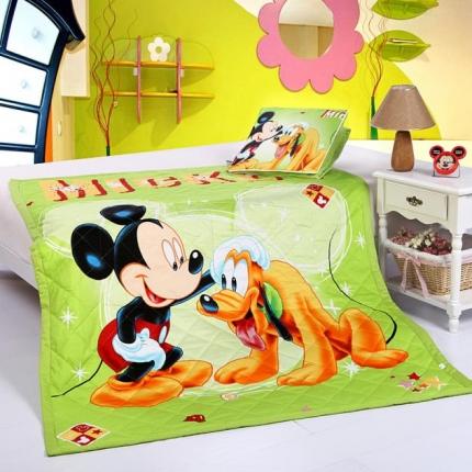 迪士尼家居 全棉活性印花方垫被762
