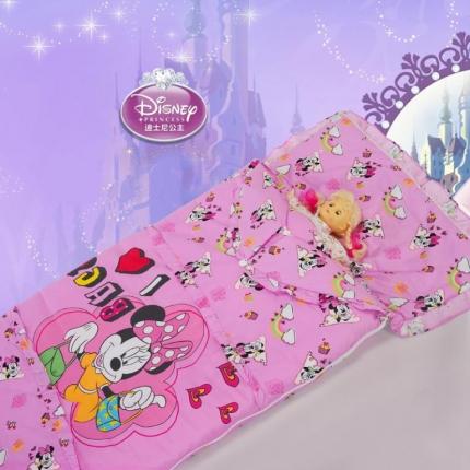 迪士尼家居 全棉活性印花可脱卸睡袋4072