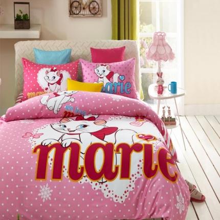 迪士尼家居 全棉活性印花宽幅四件套床单款ME-058